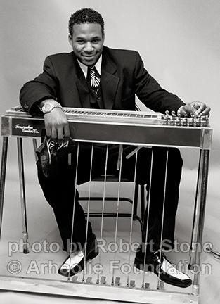 Robert Randolph photo