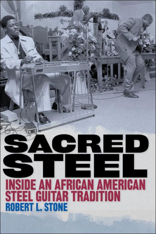 Sacred Steel Book - Robert Stone