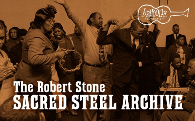 Robert Stone Sacred Steel Archive