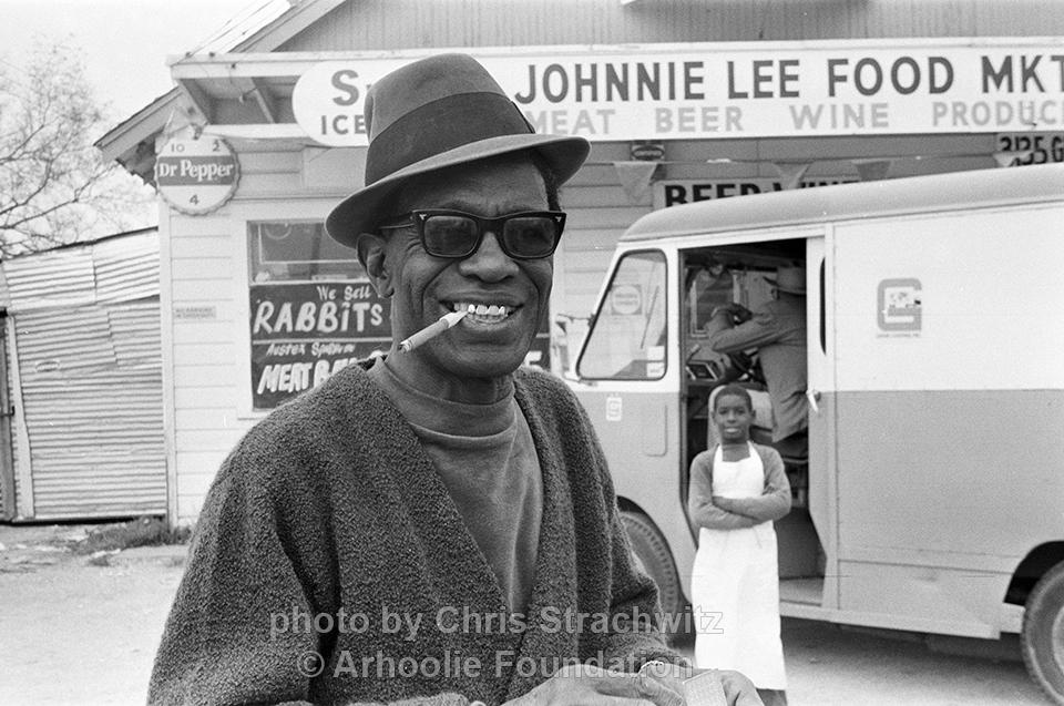 Lightning Hopkins - Texas 1964