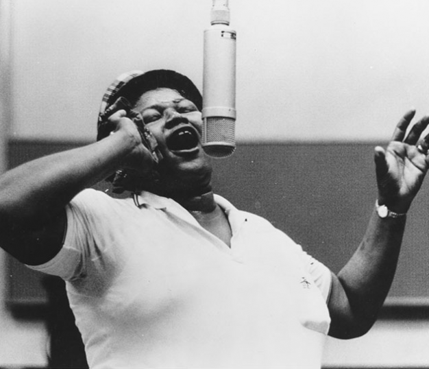 Big Mama Thornton Interview