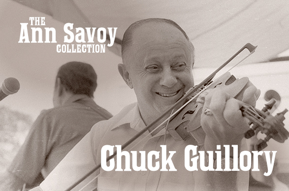 "Ann Savoy Collection: Murphy ""Chuck"" Guillory, 1989"