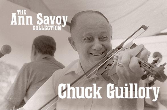 "Ann Savoy Collection: Murphy ""Chuck"" Guillory, 1989"
