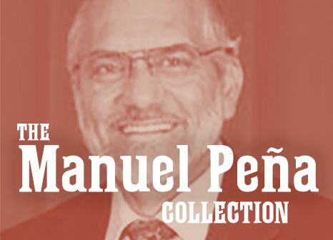 The Manuel Peña Audio Interviews