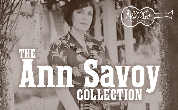 Ann Savoy Collection: Ann Savoy Biography