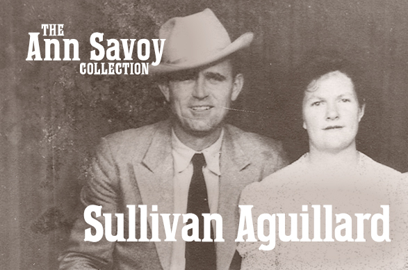 Ann Savoy Collection: Sullivan Aguillard, 1986
