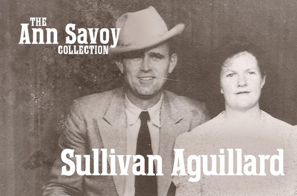 Ann Savoy Collection: Sullivan Aguillard, 1986