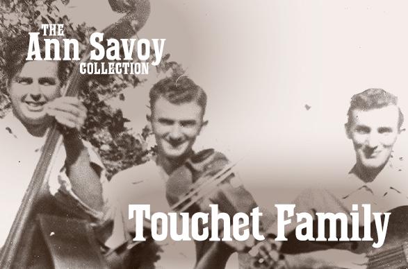Ann Savoy Collection: Touchet Family, 1988