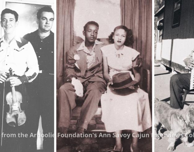 The Ann Savoy Cajun Interviews Collection