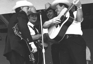 Bill Monroe and the Bluegrass Boys - 1972