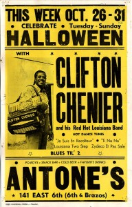 Clifton-Chenier-Antones-Oct