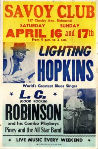 Lightning-Hopikins-Savoy-Club-Richmond,-CA