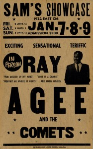 Ray-Agee
