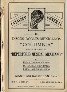 Repertorio Musical Mexicano Pamphlet-3-1